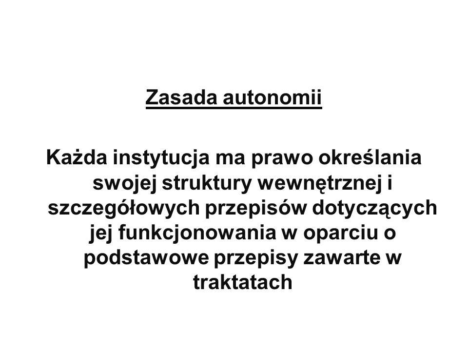 Zasada autonomii