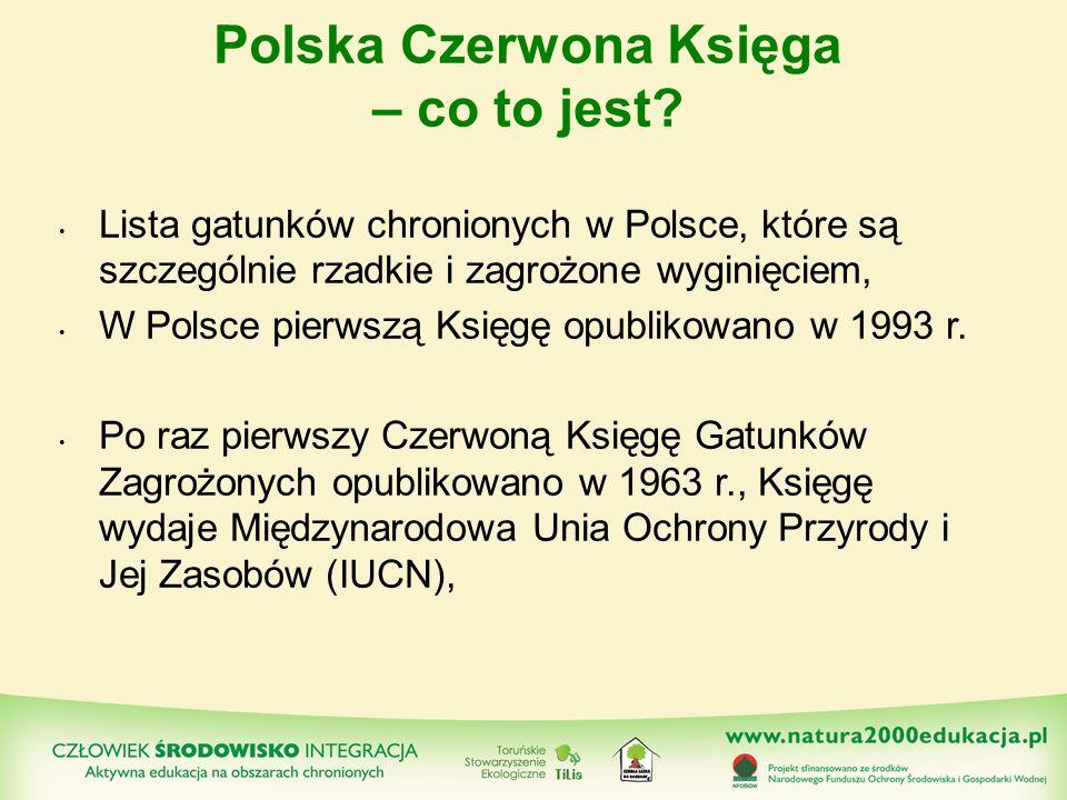 Polska Czerwona Księga – co to jest