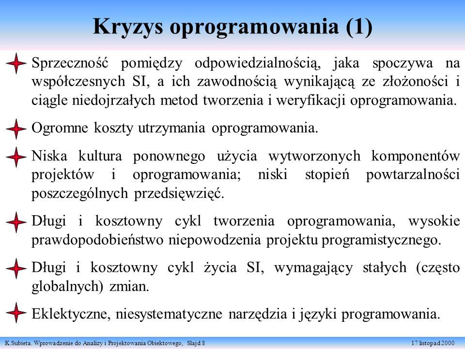 Kryzys oprogramowania (1)