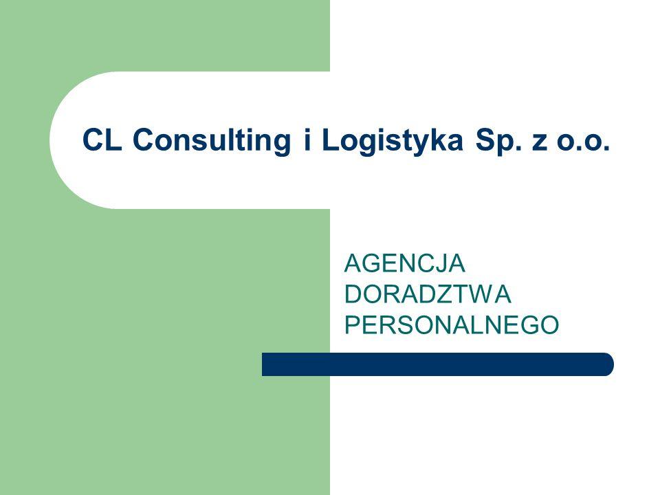 CL Consulting i Logistyka Sp. z o.o.