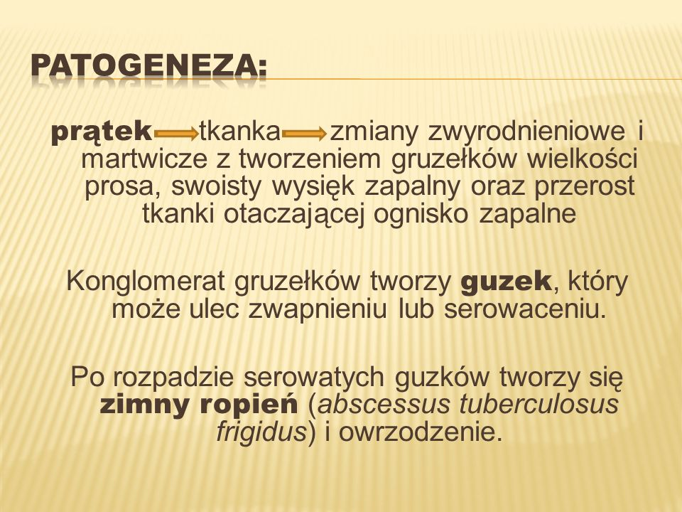 Patogeneza: