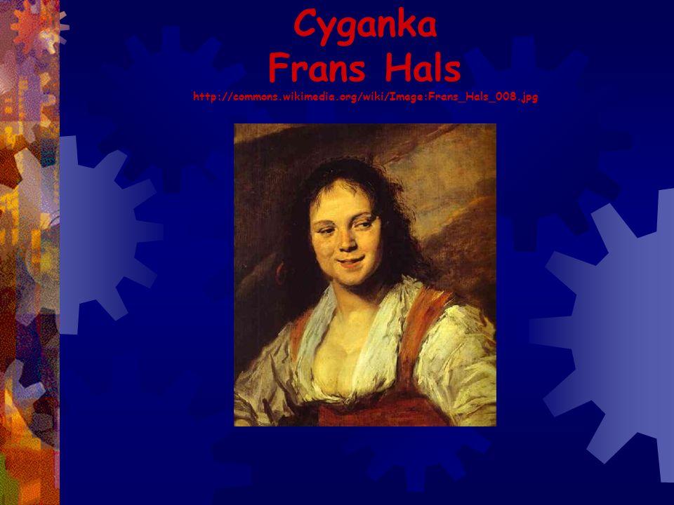 Cyganka Frans Hals http://commons. wikimedia