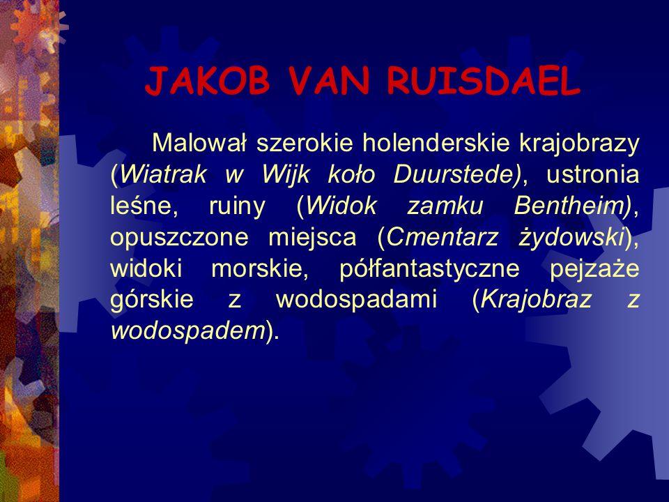 JAKOB VAN RUISDAEL