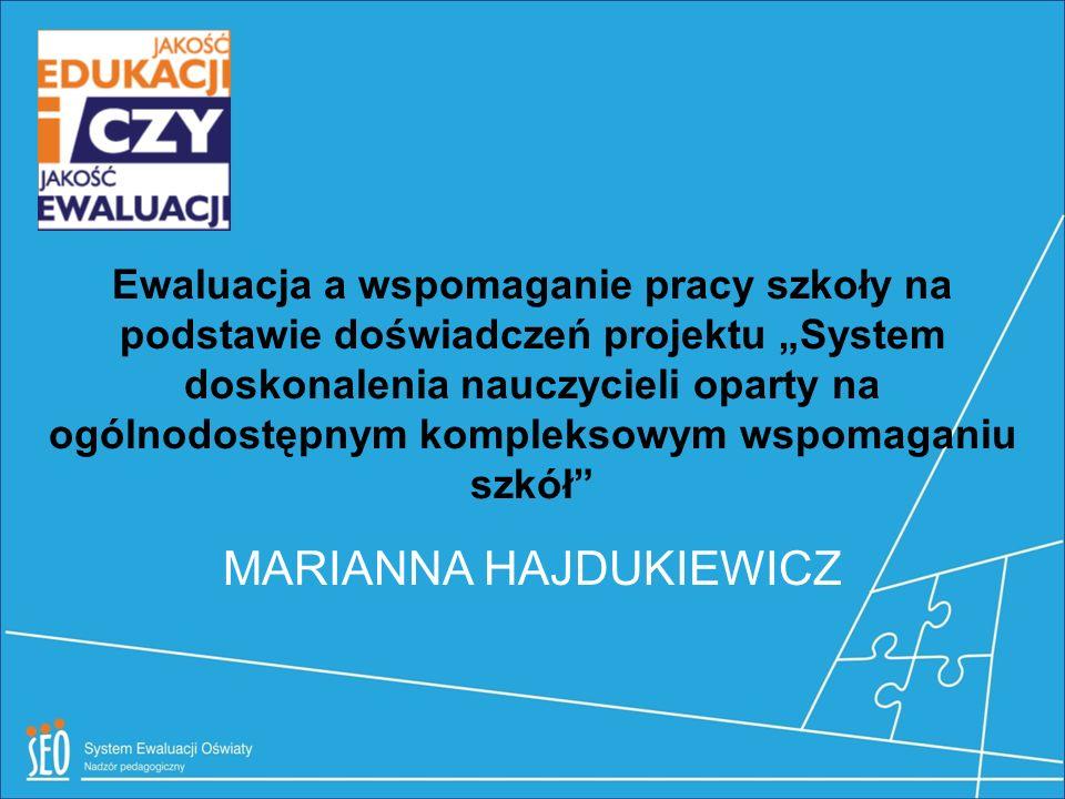 MARIANNA HAJDUKIEWICZ