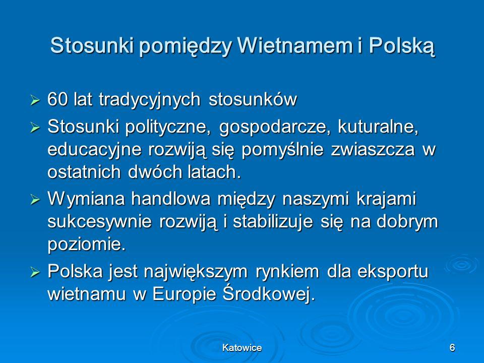 Stosunki pomiędzy Wietnamem i Polską