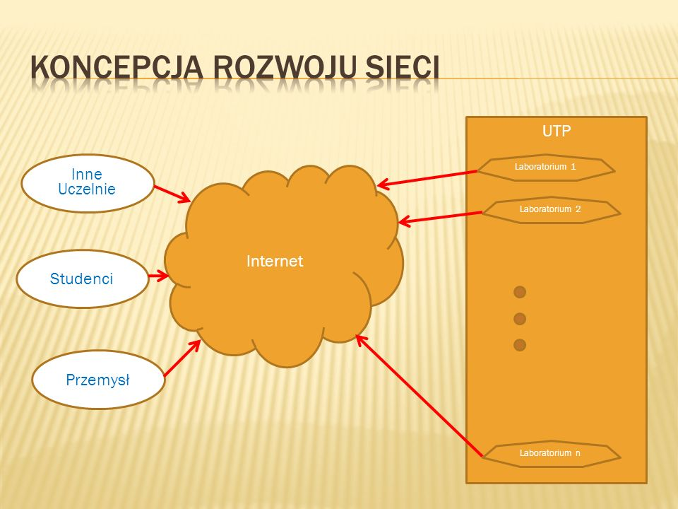 Koncepcja rozwoju sieci