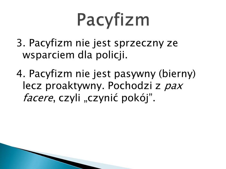 Pacyfizm