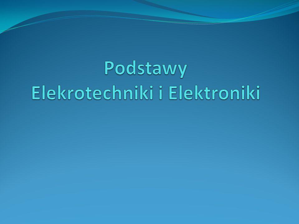 Podstawy Elekrotechniki i Elektroniki