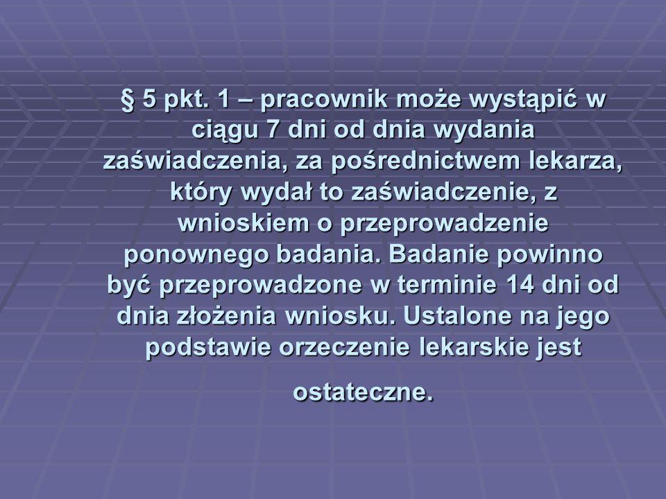 § 5 pkt.
