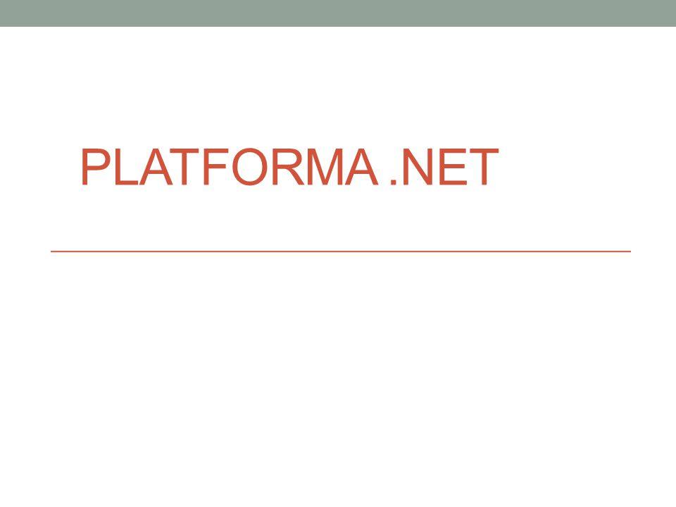 Platforma .Net
