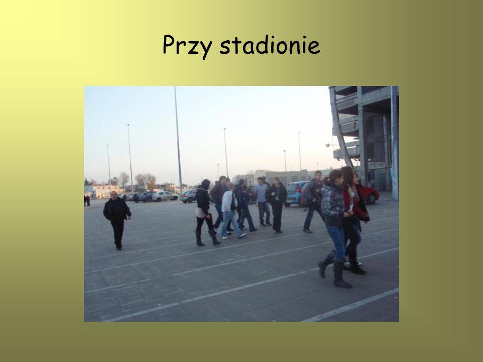 Przy stadionie