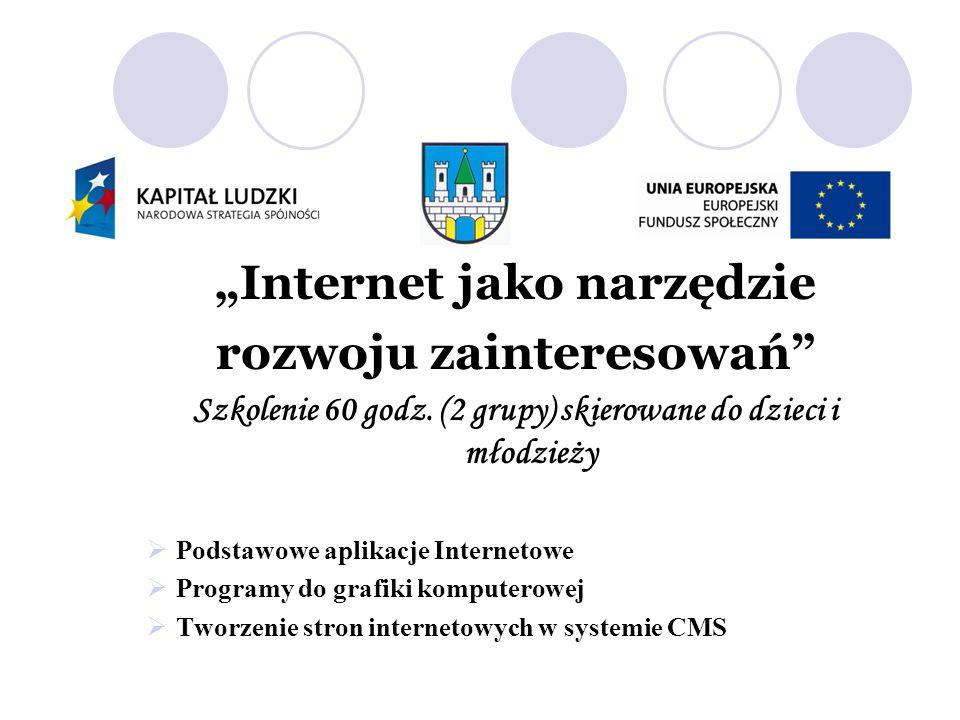 """""""Internet jako narzędzie"""