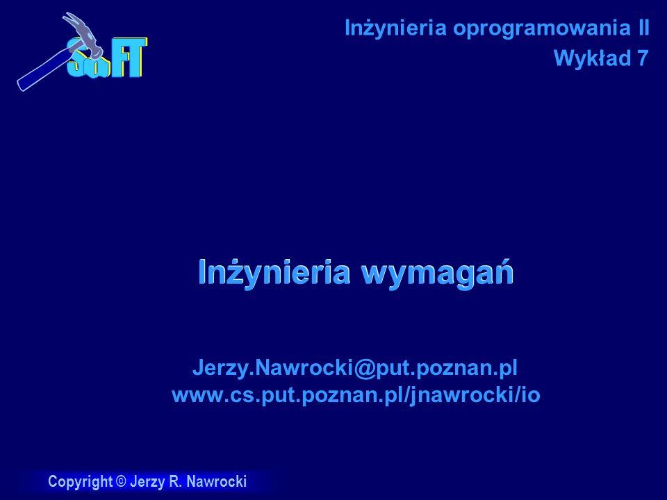 Jerzy.Nawrocki@put.poznan.pl www.cs.put.poznan.pl/jnawrocki/io