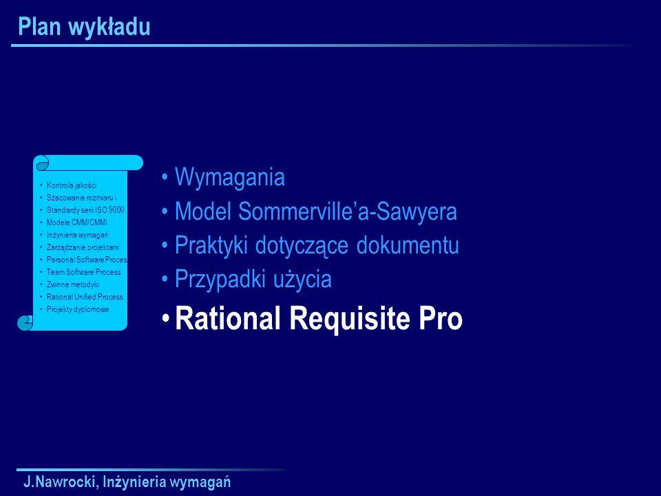 Rational Requisite Pro