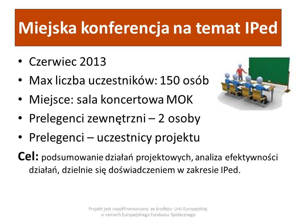 Miejska konferencja na temat IPed