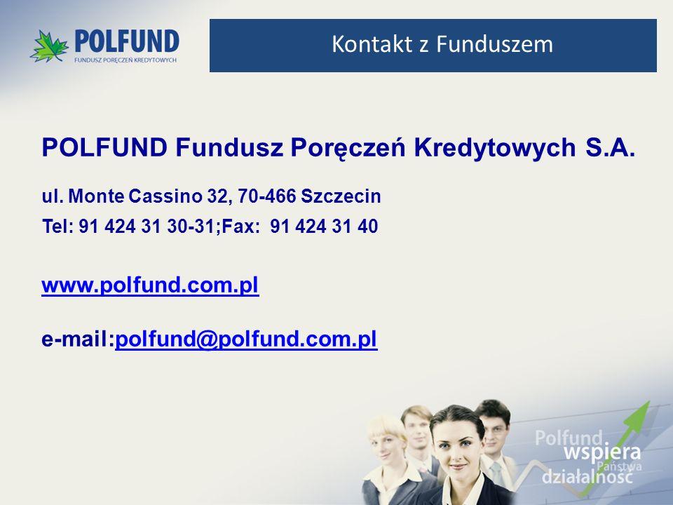 POLFUND Fundusz Poręczeń Kredytowych S.A.