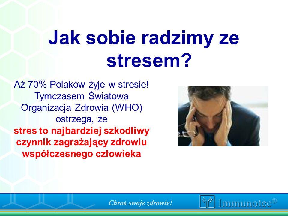 Jak sobie radzimy ze stresem