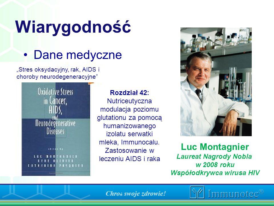 Współodkrywca wirusa HIV