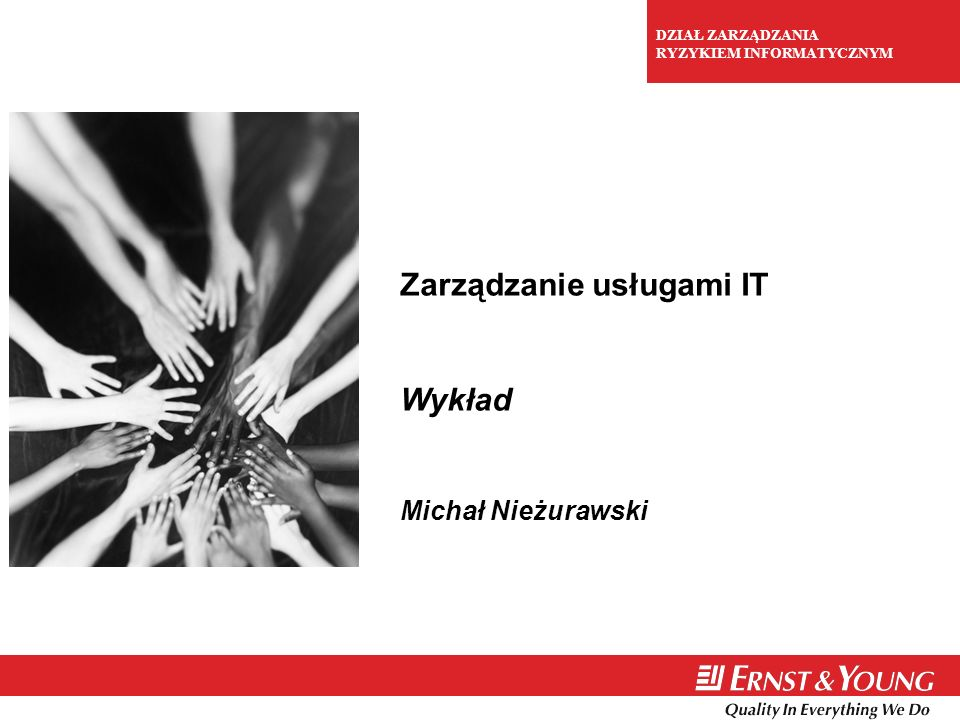 Zarządzanie usługami IT