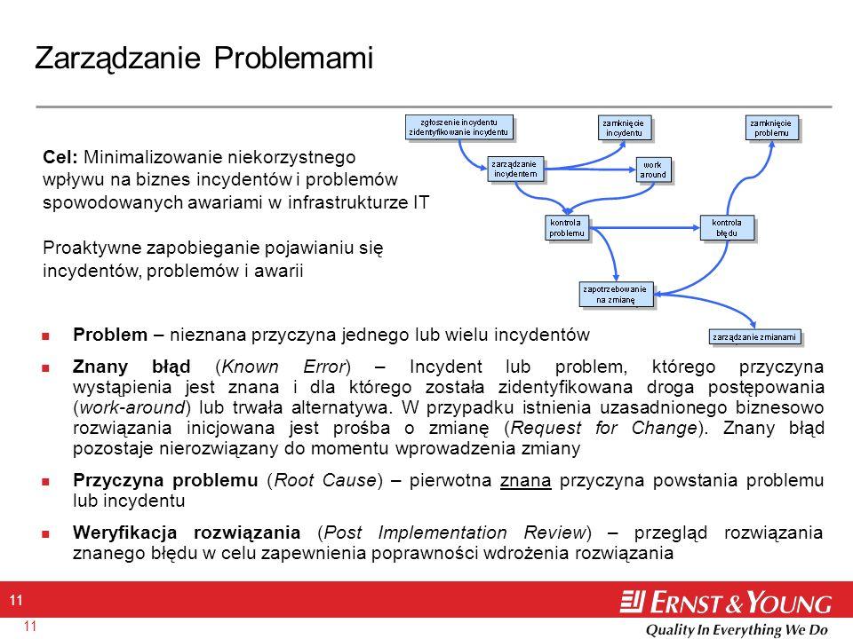 Zarządzanie Problemami