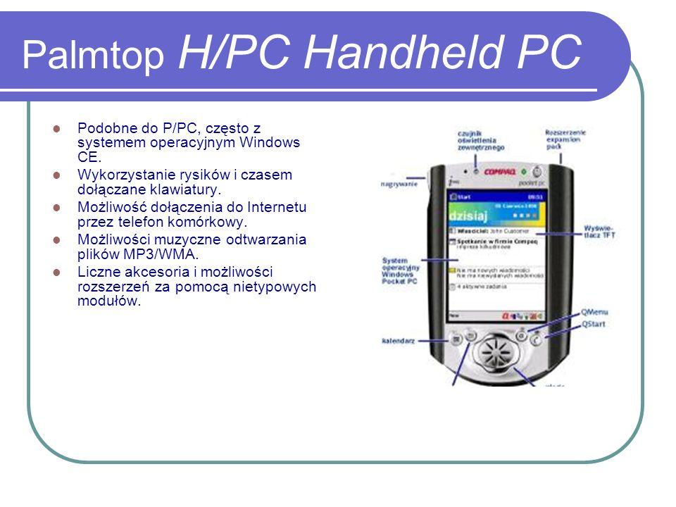Palmtop H/PC Handheld PC