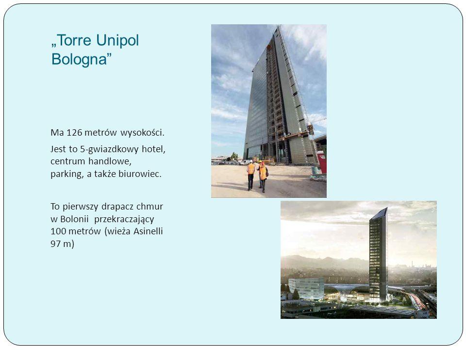"""""""Torre Unipol Bologna"""