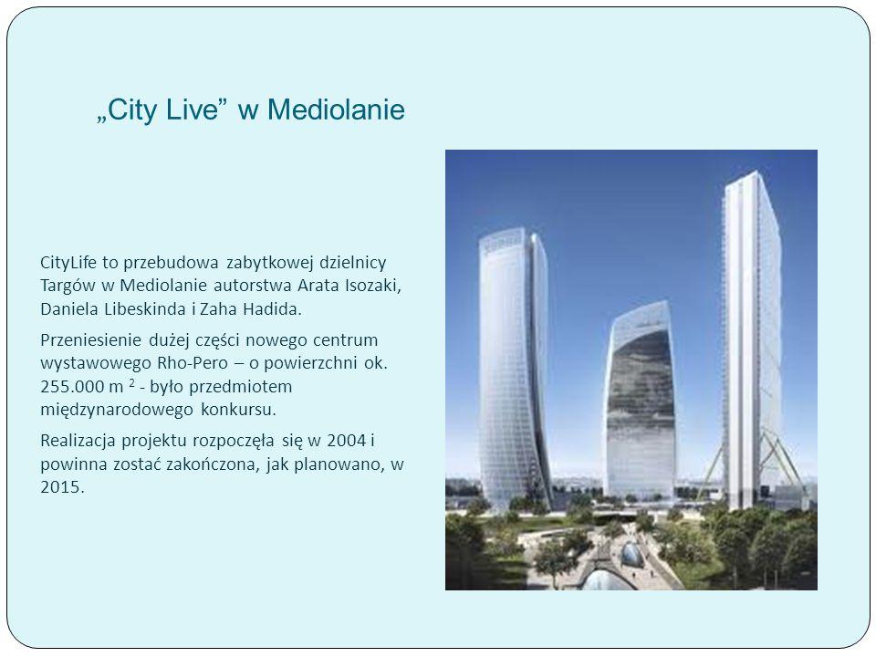 """""""City Live w Mediolanie"""