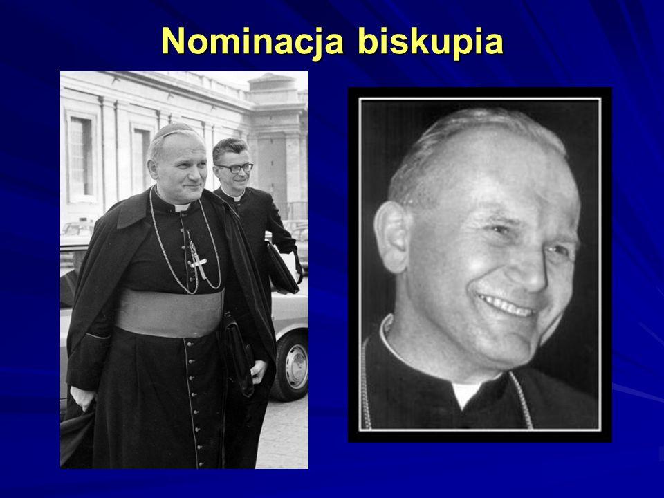 Nominacja biskupia