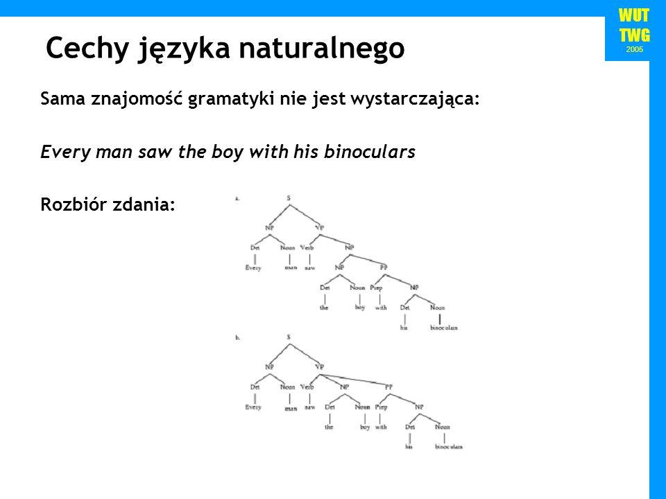 Cechy języka naturalnego
