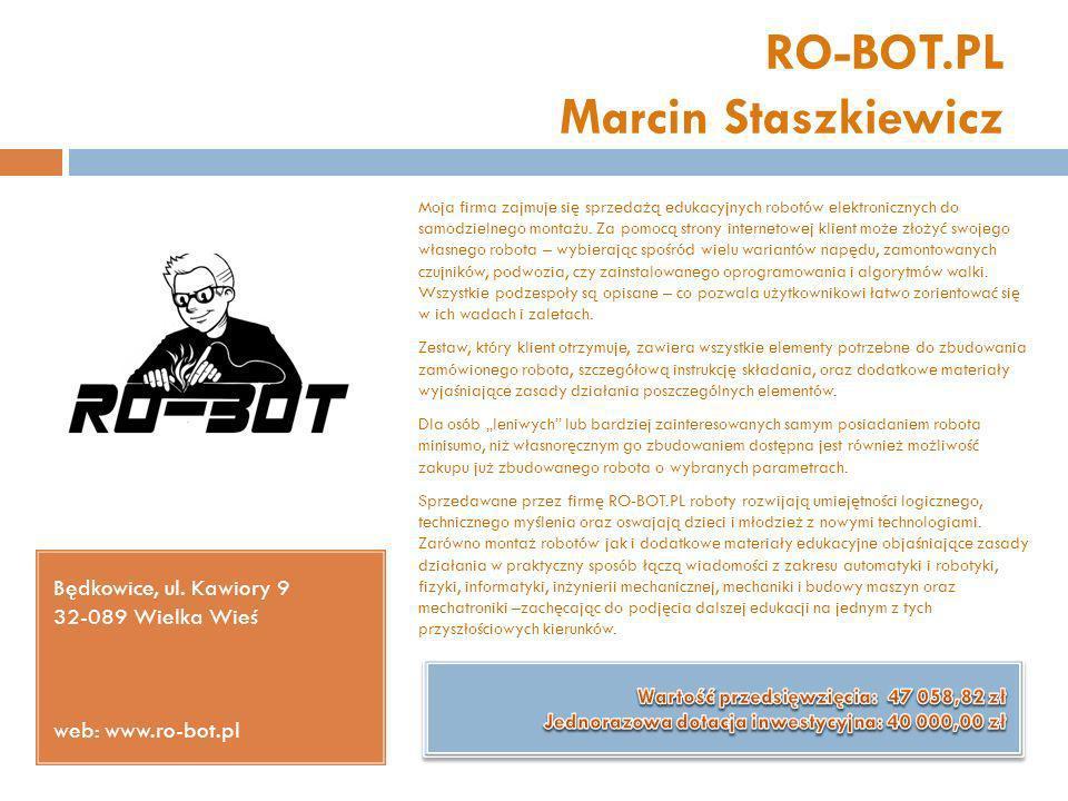 RO-BOT.PL Marcin Staszkiewicz