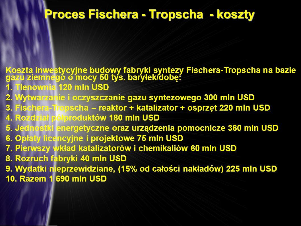 Proces Fischera - Tropscha - koszty