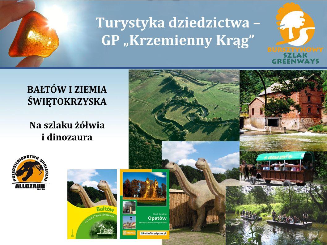 """Turystyka dziedzictwa – GP """"Krzemienny Krąg"""
