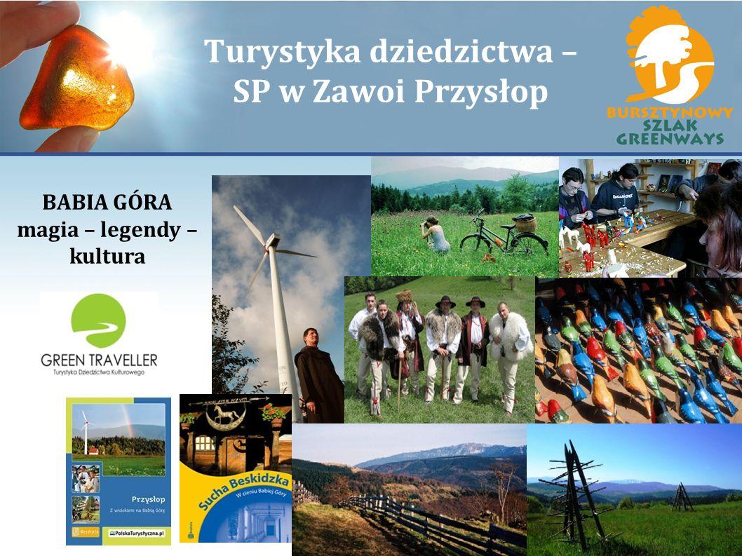 Turystyka dziedzictwa – SP w Zawoi Przysłop