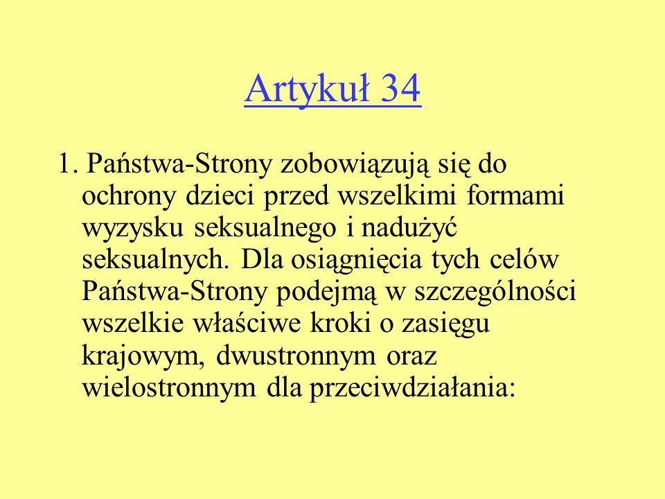 Artykuł 34