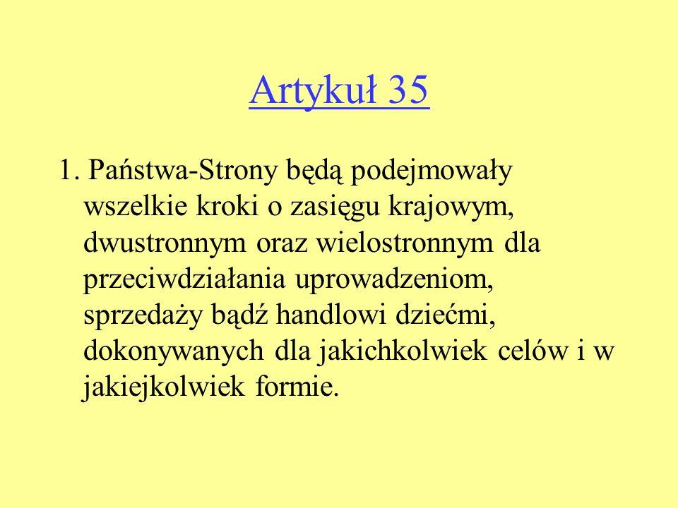 Artykuł 35