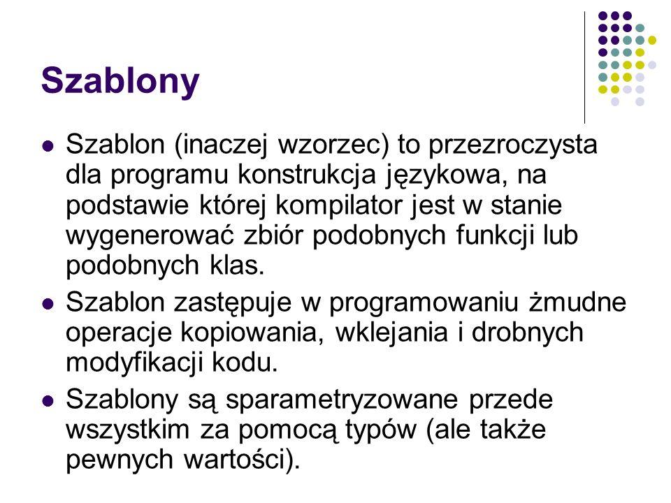 Szablony