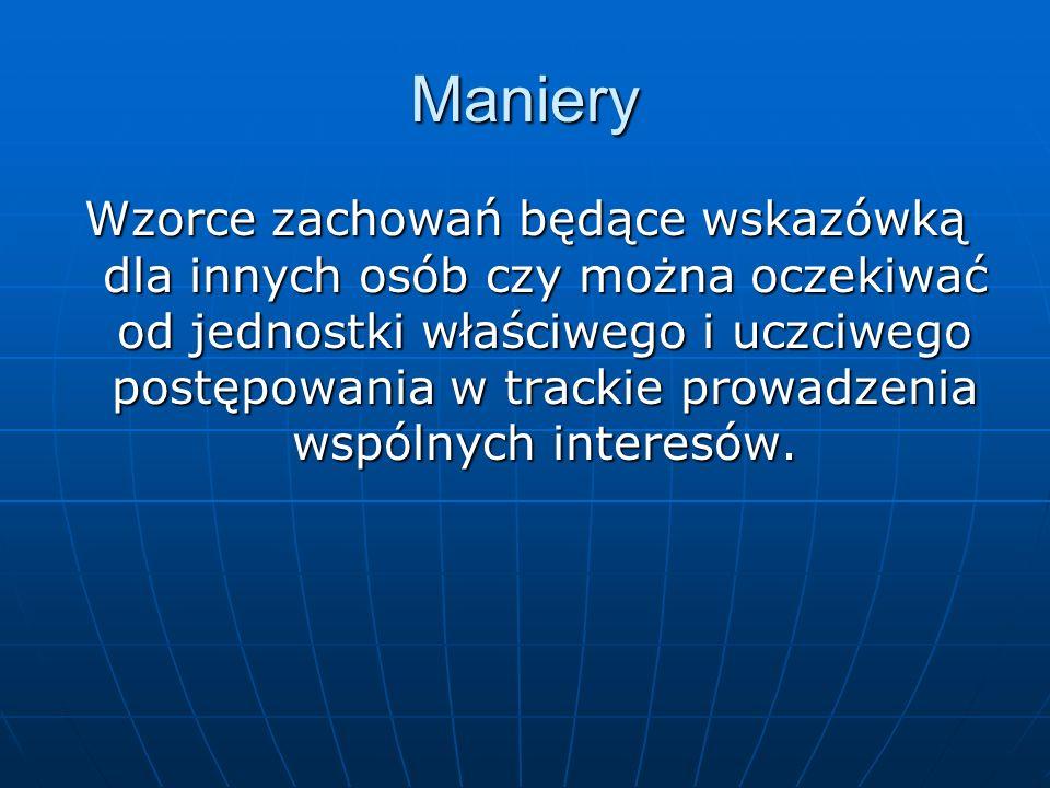 Maniery
