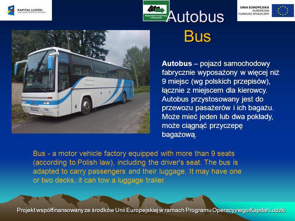Autobus Bus