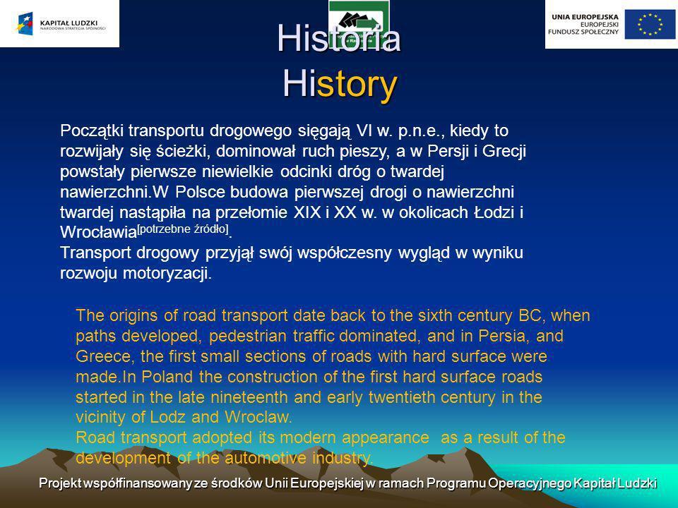 Historia History