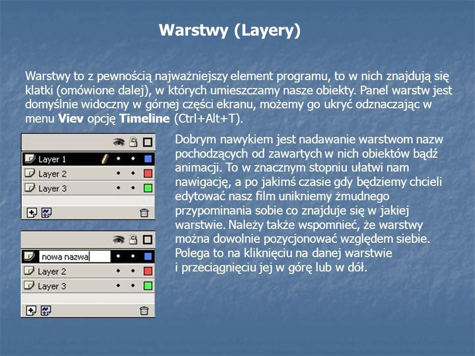 Warstwy (Layery)