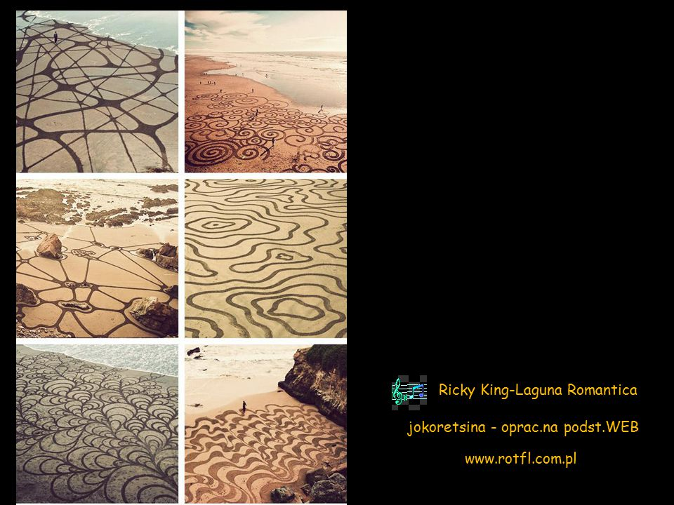 Ricky King-Laguna Romantica