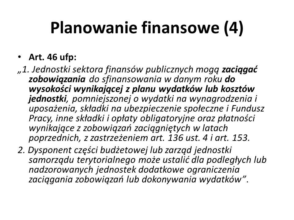 Planowanie finansowe (4)