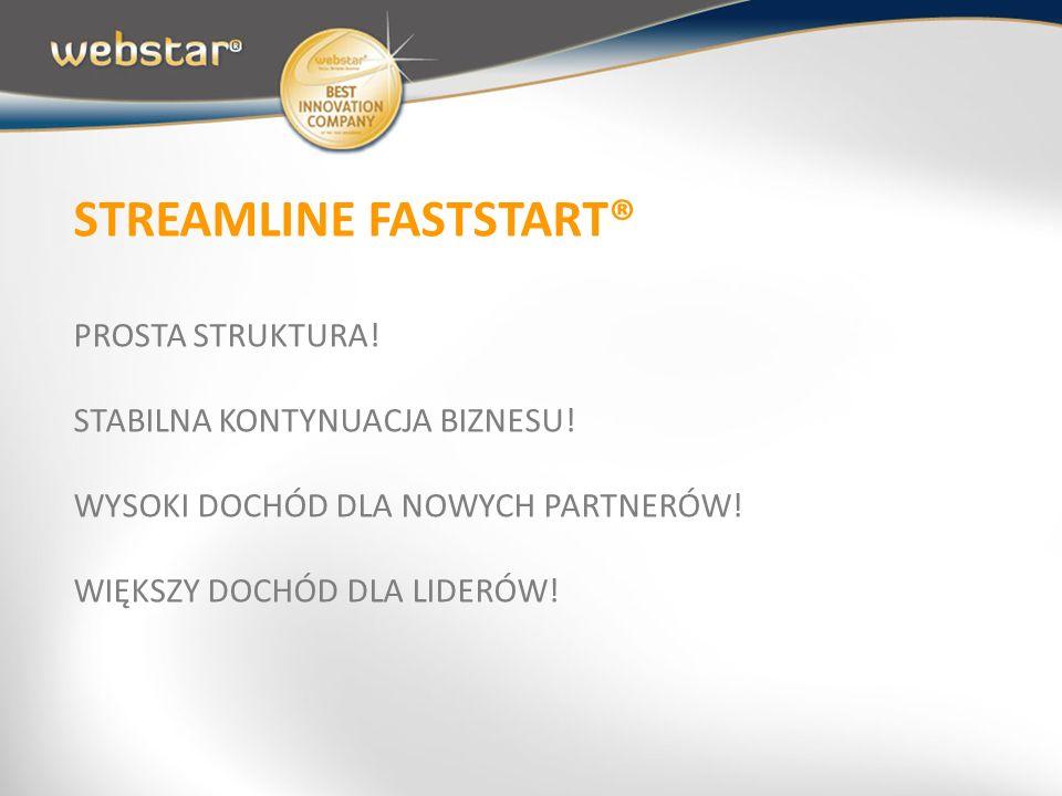 STREAMLINE FASTSTART®