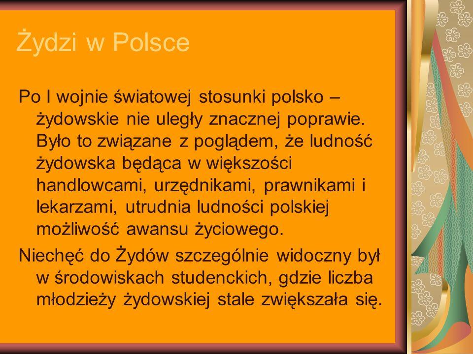 Żydzi w Polsce