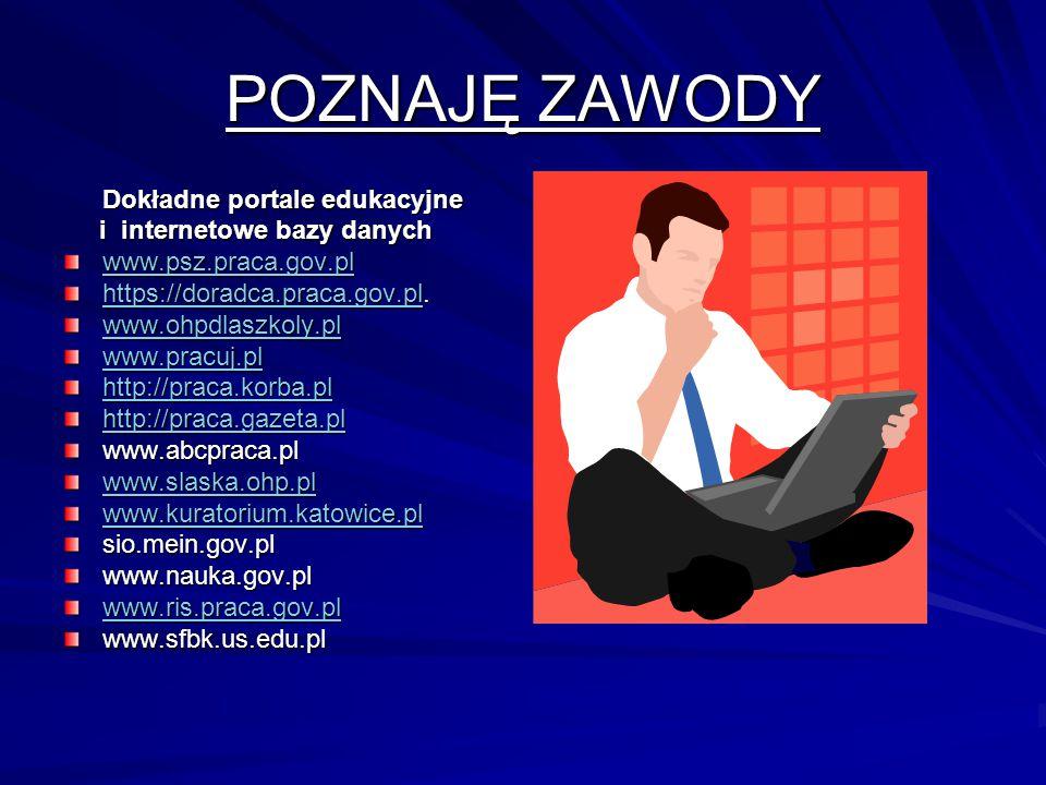 Dokładne portale edukacyjne
