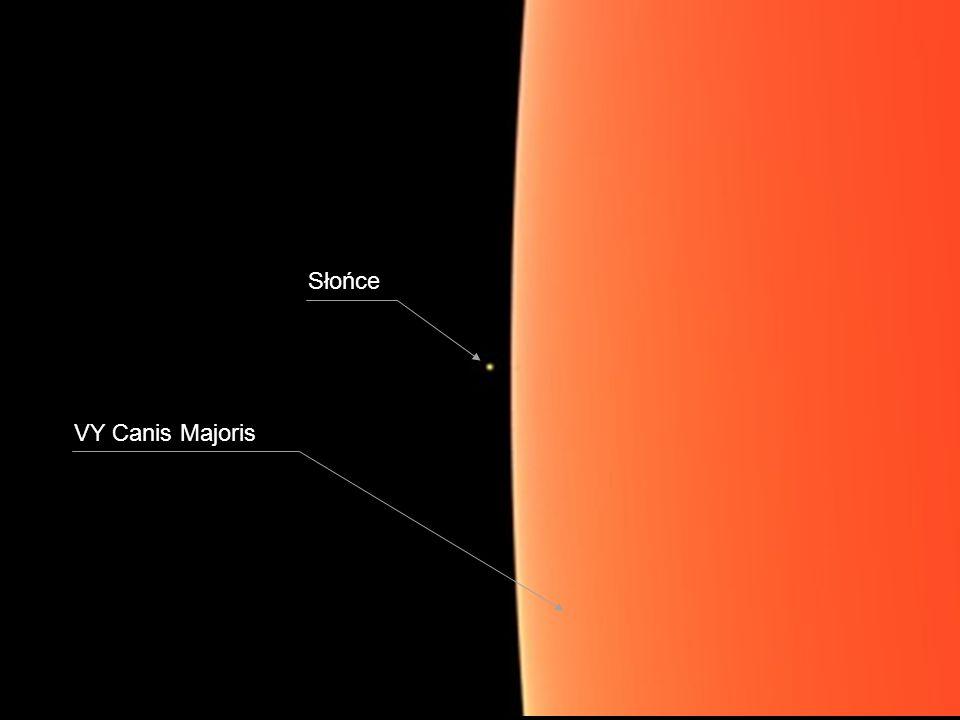 Słońce VY Canis Majoris