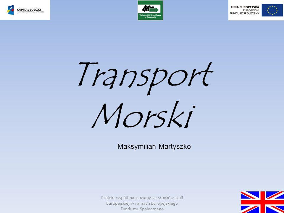 Transport Morski Maksymilian Martyszko