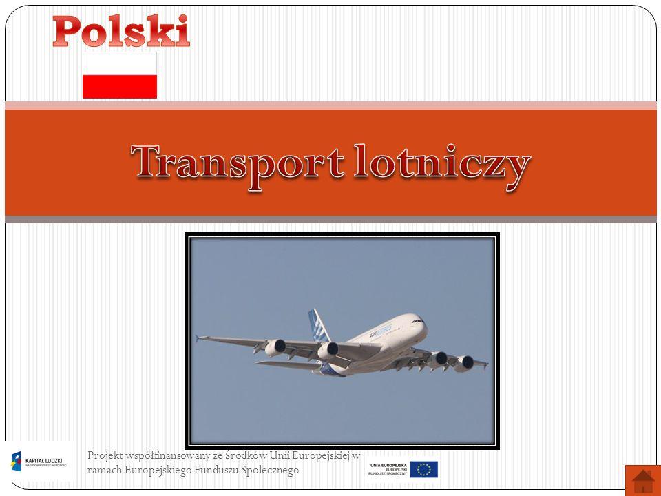 Transport lotniczy Polski