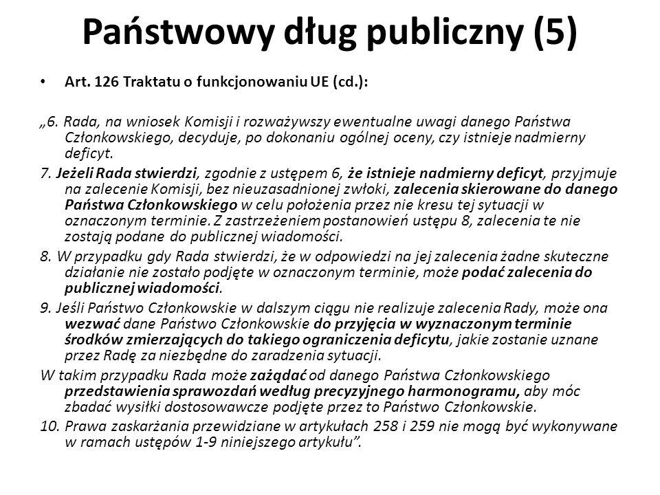 Państwowy dług publiczny (5)