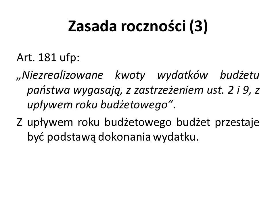 Zasada roczności (3)